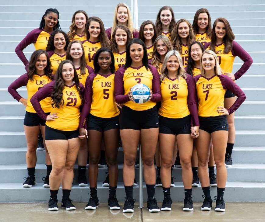a0886b3d920d 2018 Women s Volleyball Roster - University of Charleston Athletics